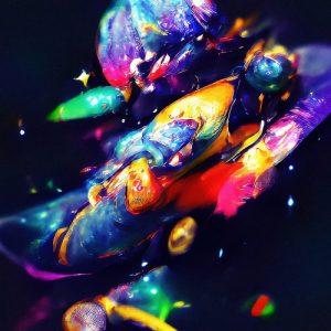 Clash of Galaxies