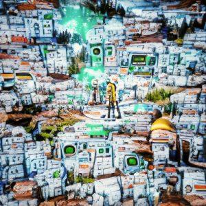 Terraforming Mars With AI